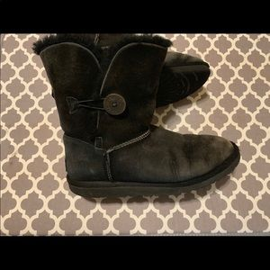 Black UGG Boots, women's size 9